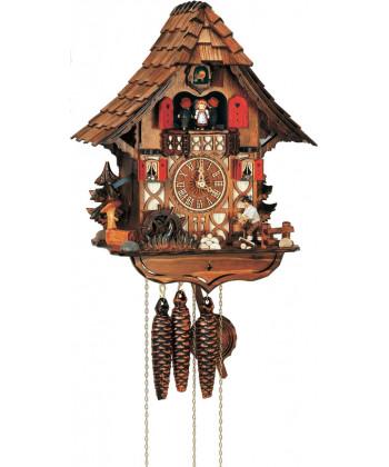 Horloge de coucou de forêt noire avec Carillon
