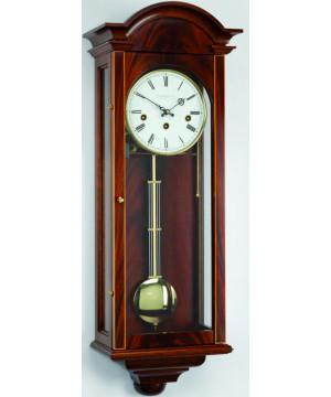 Orologio a pendolo da parete meccanico in legno