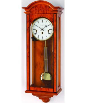 The Oxford - Orologio a pendolo da parete meccanico in legno