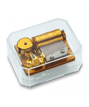 36 note Reuge music boxes (1908)