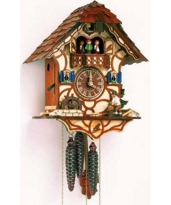 Reloj de cuco selva negra con Carillon