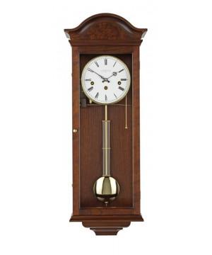 Mechanical wall clock wood