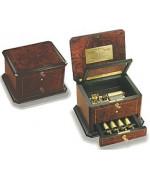 Carillon Reuge 50 note, 5 rulli e 5 melodie (Quintuor)