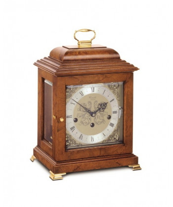 Table clock wooden mechanical