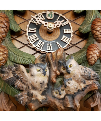 Reloj de cuco trofeo de caza
