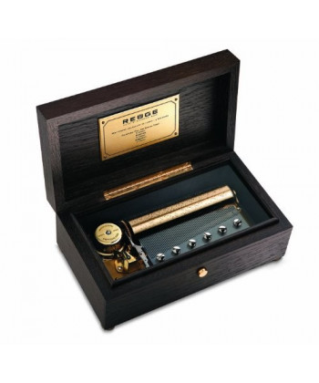 72 note Reuge music boxes (L'auberson)