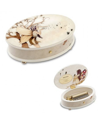 72 note Reuge music boxes (Callista)