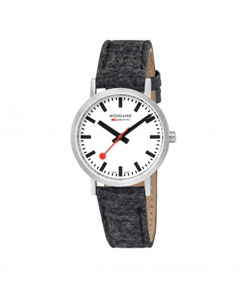 Mondaine wrist watch