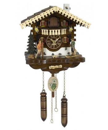Reloj de cuco selva negra con batería