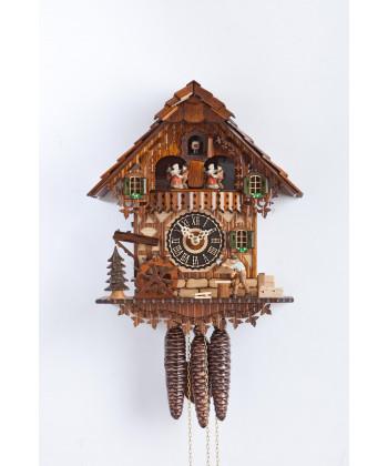 Pendule à coucou maison de forêt noire