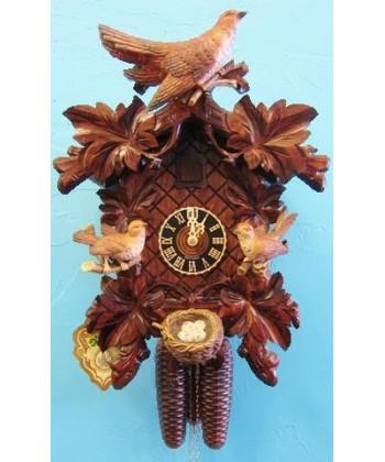 Horloge de coucou de forêt noire