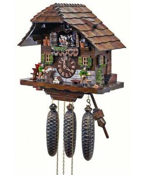 Kuckucksuhr Schwarzwald Ferienhaus mit Carillon