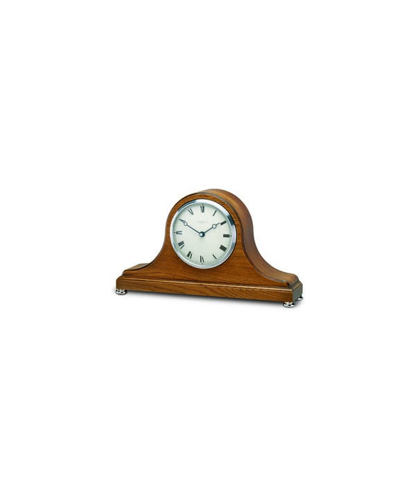 Orologio da tavolo al quarzo in legno