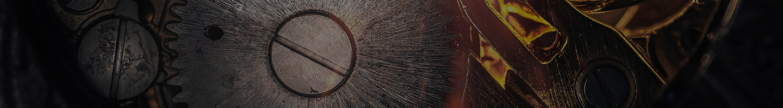 Horloges de bureau en bois précieux à piles