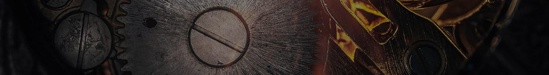 Horloges de table mécanique avec triple carillon